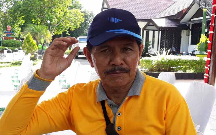 Anggota DPRD Kapuas, Suwanto E Sumen