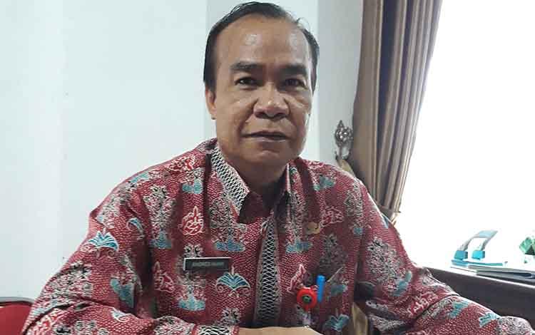 Ketua BPPRD Kapuas, Andres Nuah.
