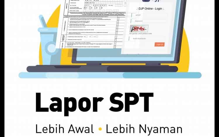 Wajib Pajak Diminta Segera Laporkan Spt Tahunan Pph Op 2018 Sebelum 31 Maret 2019
