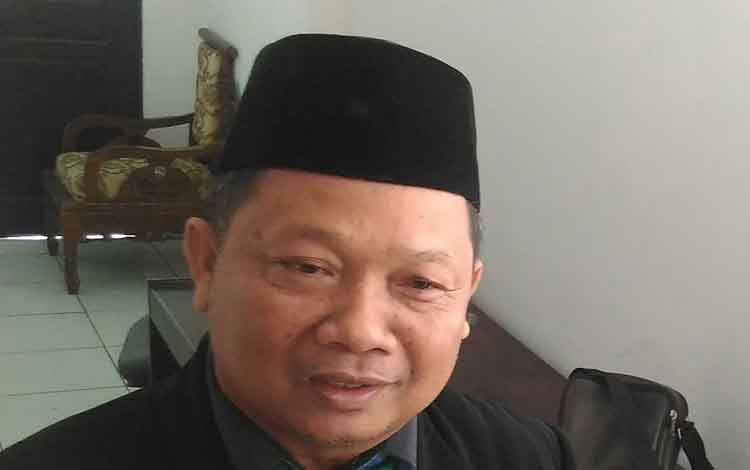 Anggota DPRD Gumas, Iswan B Guna.