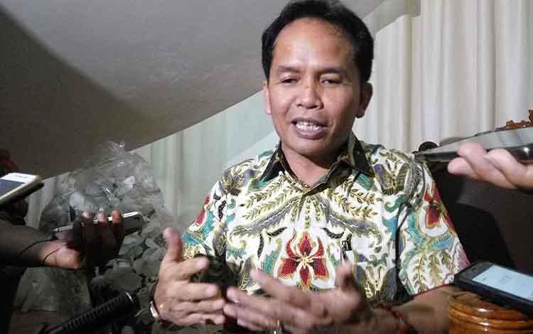 CEO Kalteng Putra, Agustiar Sabran.