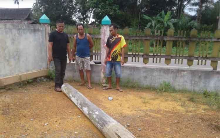 Pencurian Sapundu di Desa Bukit Batu Kian Marak