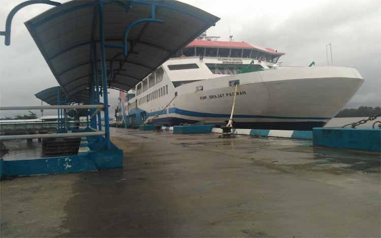 Pelabuhan Bahaur Pulang Pisau