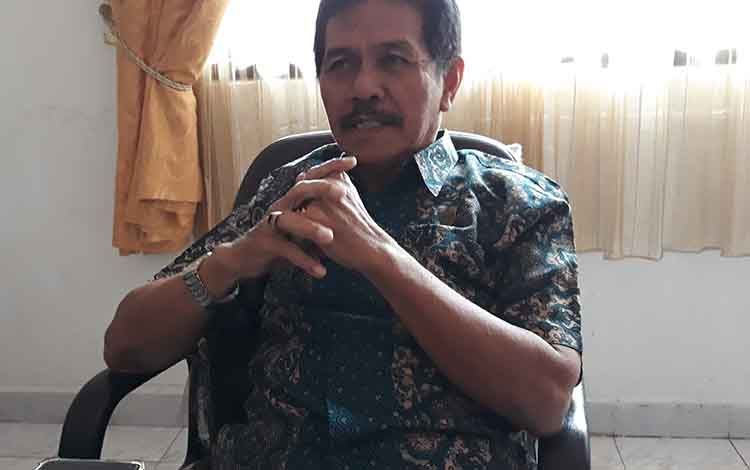 Anggota Komisi II DPRD Kapuas Suwanto E Sumen.