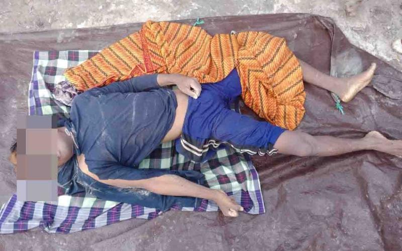 Korban tenggelam di Sungai Kulat.