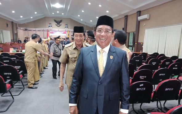 Wakil Ketua DPRD Kotim Supriadi.