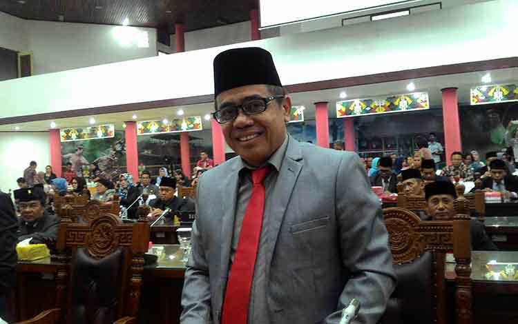 Sekretaris Komisi B DPRD Kota Palangka Raya, Alfian Batnakanti.