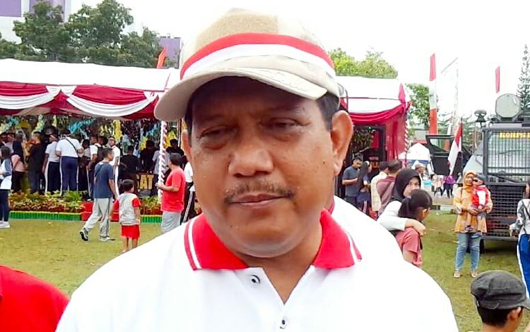Wakapolda Kalimantan Tengah Brigjen Rikwanto