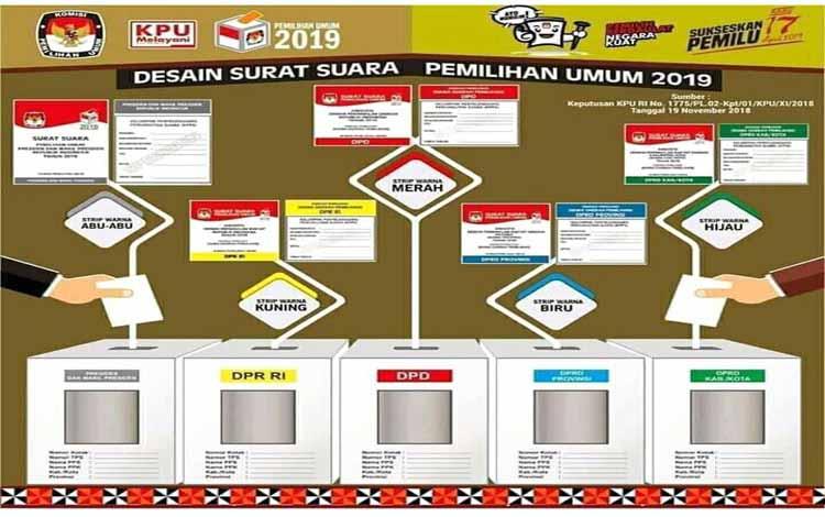 Sosialisasi pemilu 17 April 2019