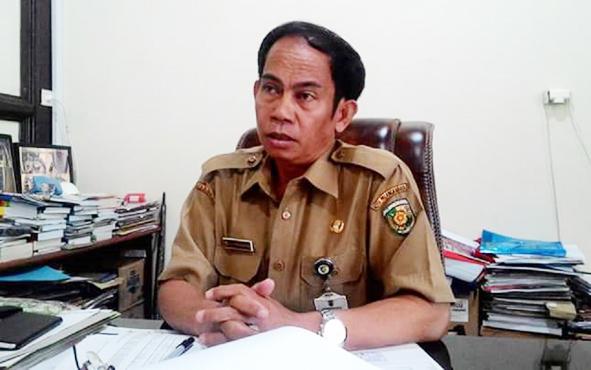 Kepala Bappeda Kota Palangka Raya Akhmad Fordiansyah.