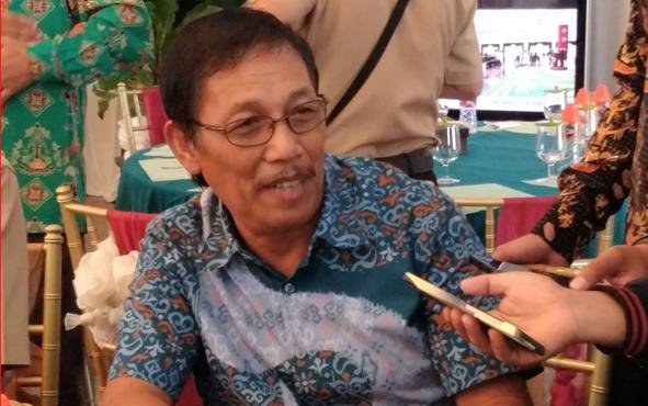 Kepala Badan Kesbangpol Provinsi Kalimantan Agus Pramono.