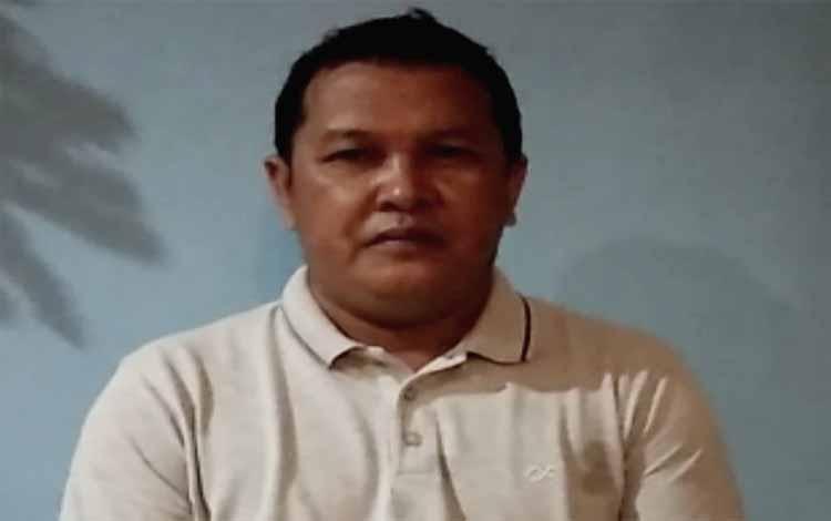 Anggota DPRD Barito Utara, Pujiono AK
