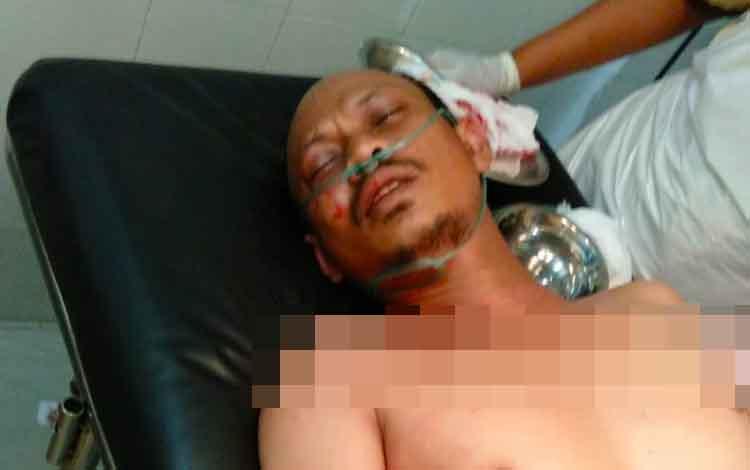 Perampokan di Hotel Penarung Palangka Raya, Korban Ditusuk 6 Kali