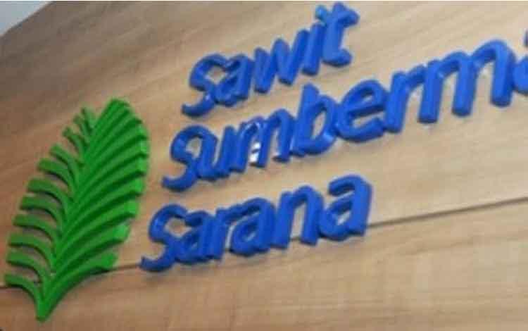 Logo PT Sawit Sumbermas Sarana Tbk (SSMS).