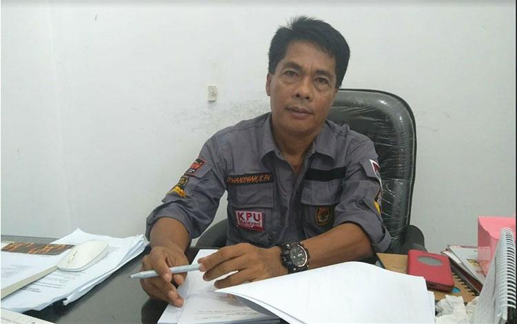 Ketua KPU Lamandau Irwansyah