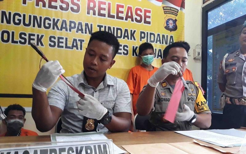 Ekspos kasus penganiayaan dan pengeroyokan yang menewaskan korban di Kapuas.