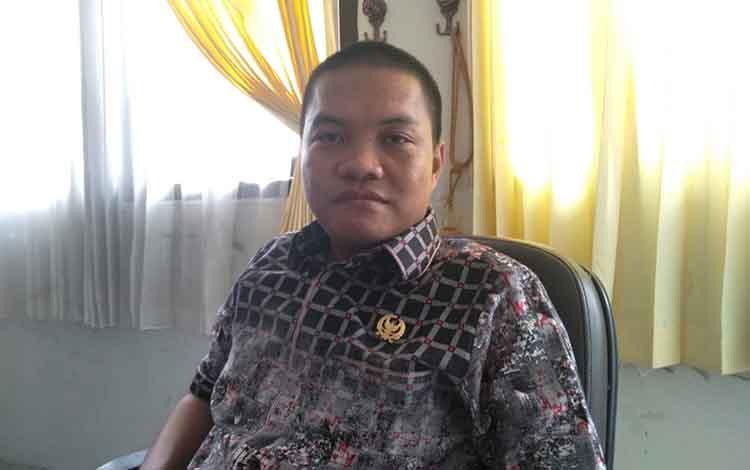 Anggota DPRD Kapuas Berinto