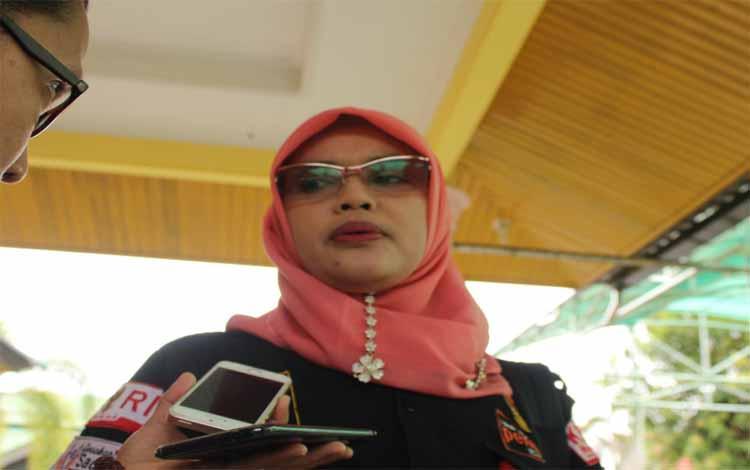 Ketua KPU Kota Palangka Raya, Ngismatul Choiriyah