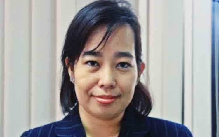 Sekertaris Komisi C DPRD Kalteng Ina Prayawati