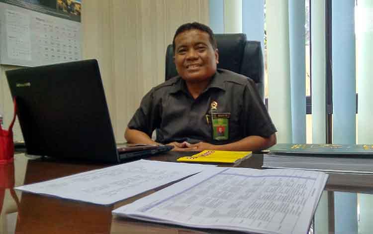 Humas Pengadilan Negeri Palangka Raya, Zulkifli.
