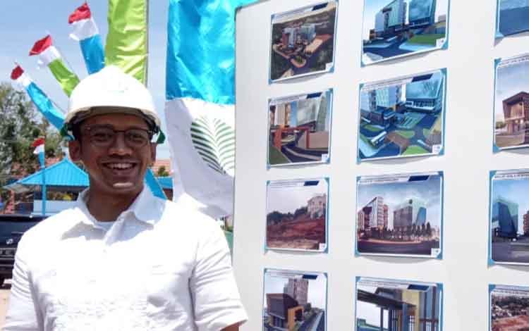 Head Project Mercure Hotel dan CBI Office Tower Oktoriko Paravansa