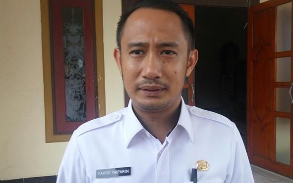 Fairid Naparin, Walikota Palangka Raya