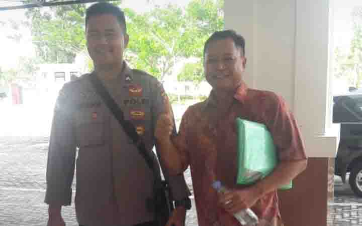 Kasus Korupsi Tanah Disdik, Mantan Kepala BPN Kotim Divonis Bebas