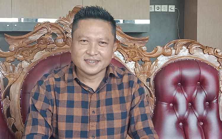 Anggota Bapemperda DPRD Kotim, Dadang H Syamsu.
