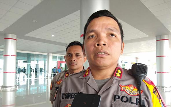 Kapolres Palangka Raya AKBP Timbul Rein Krisman Siregar.
