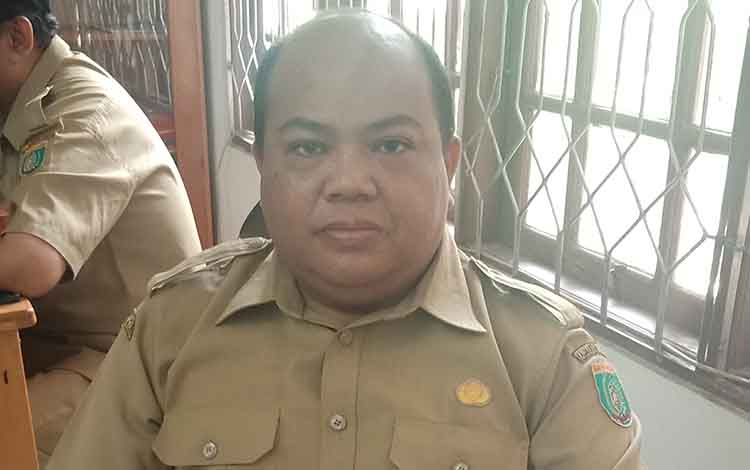 Pejabat fungsional pada Disnakertrans Barsel, Dedi Haryanto.