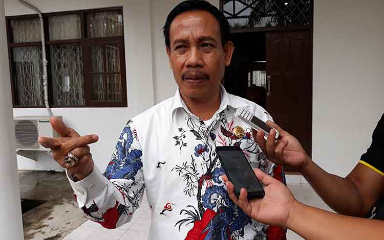 Anggota DPRD Kapuas Wahyudinata