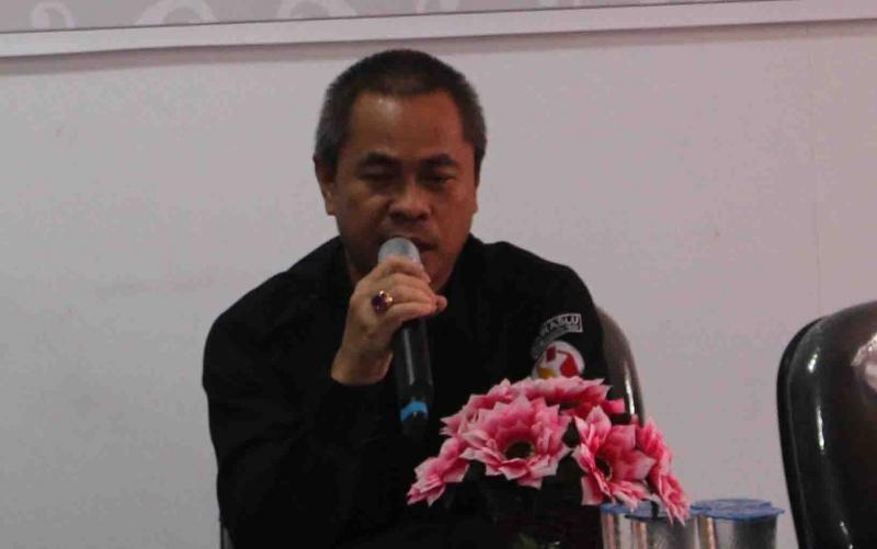 Ketua Bawaslu Kalteng, Satriadi.