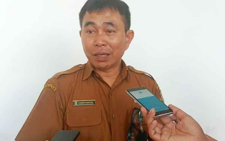 Elson Sianturi, mantan kepala Bagian Hukum Setda yang kini menjabat sebagai kepala Dinas PTSP Kabupaten Katingan.