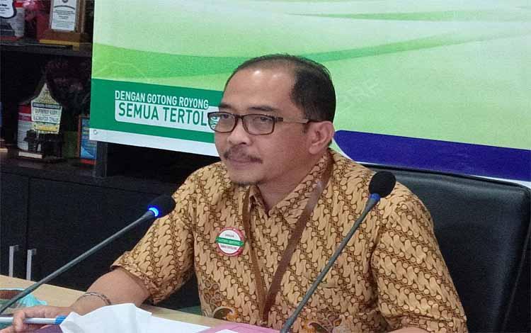 Kepala BPJS Kesehatan Cabang Palangka Raya, Muhammad Masrur Ridwan