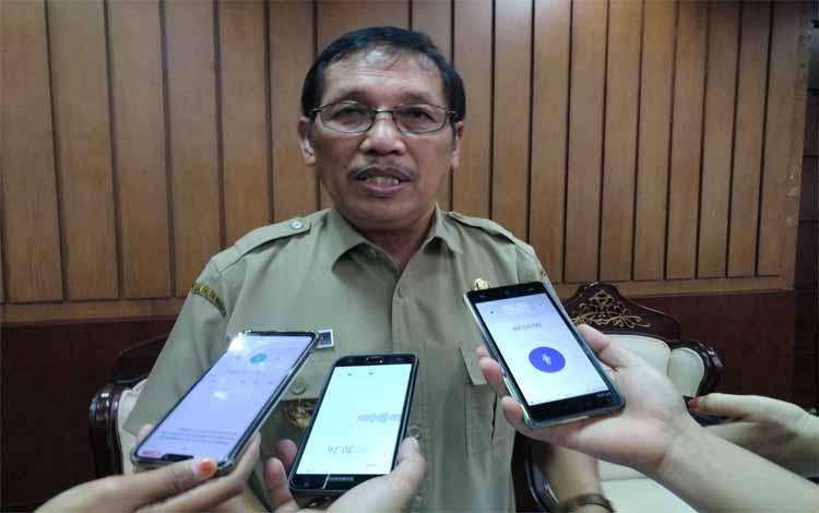 Kepala Kesbangpol Kalteng, Agus Pramono