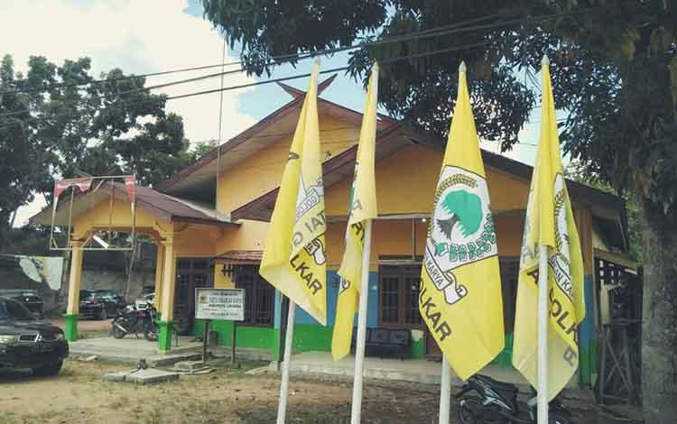 Kantor DPD Golkar Lamandau, Jalan Tjilik Riwut, Nanga Bulik.