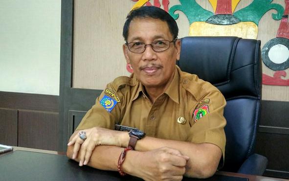 Kepala Badan Kesbangpol Provinsi Kalimantan Tengah Agus Pramono.