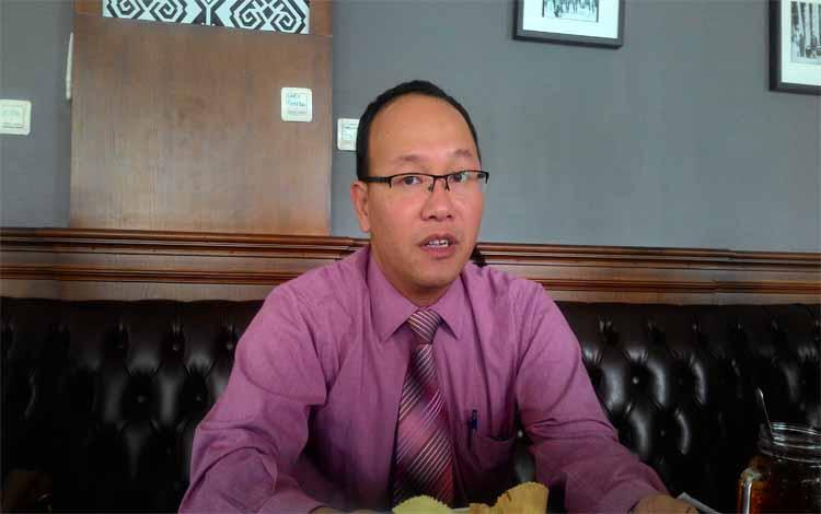 Kepala Tim Advisory dan Pengembangan Ekonomi Bank Indonesia pada Kantor Perwakilan BI Kalteng, Setia