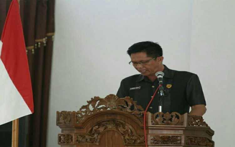 Anggota DPRD Seruyan, Bambang Yantoko