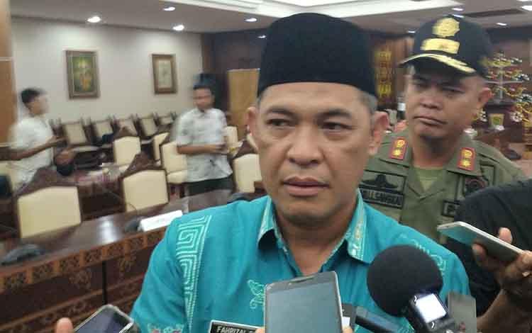 Tahap Pemilihan Gubernur Kalteng Dimulai November 2019