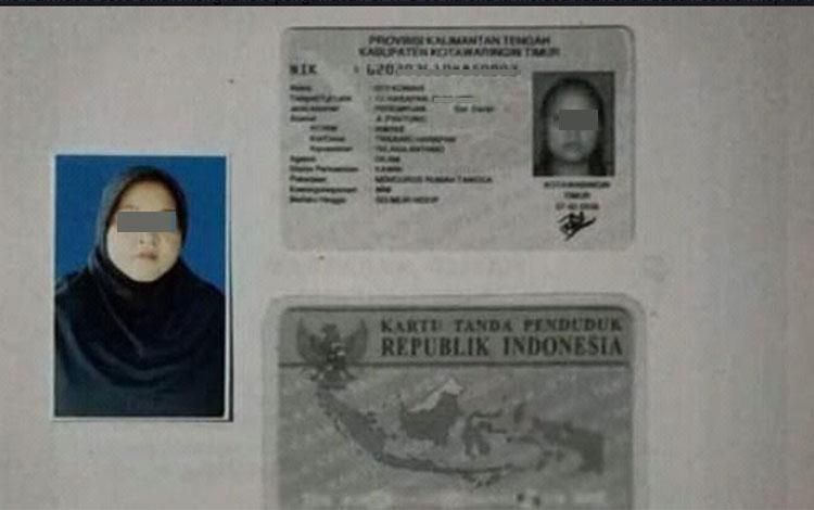 Siti Koniah, pengawas TPS yang meninggal dunia usai bertugas