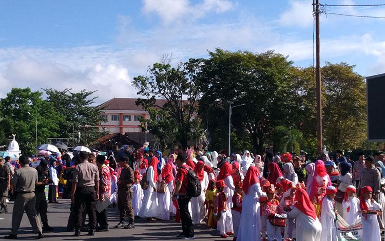 Ribuan peserta ikuti STQ ke-XXII di Palangka Raya