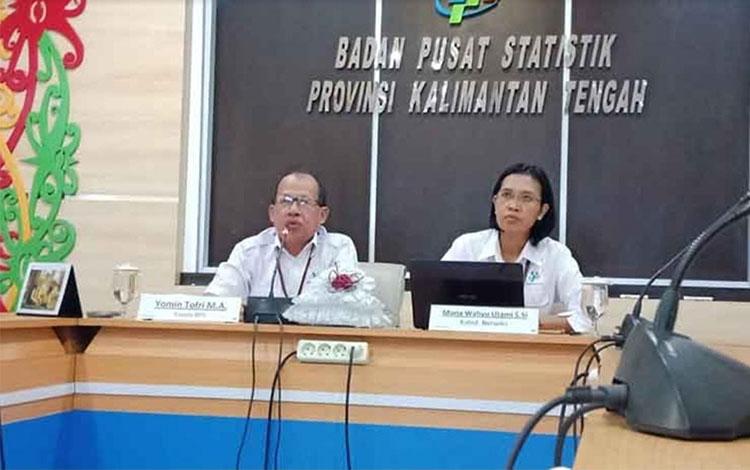 Kota Pangkalan Bun, Kabupaten Kotawaringin Barat (Kobar) siap mengejar pendapatan ekonomi