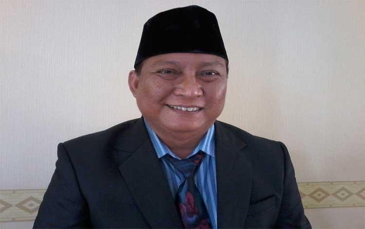 Kepala Dinas Kesehatan Kabupaten Katingan, dr Robertus Pamuriyanto