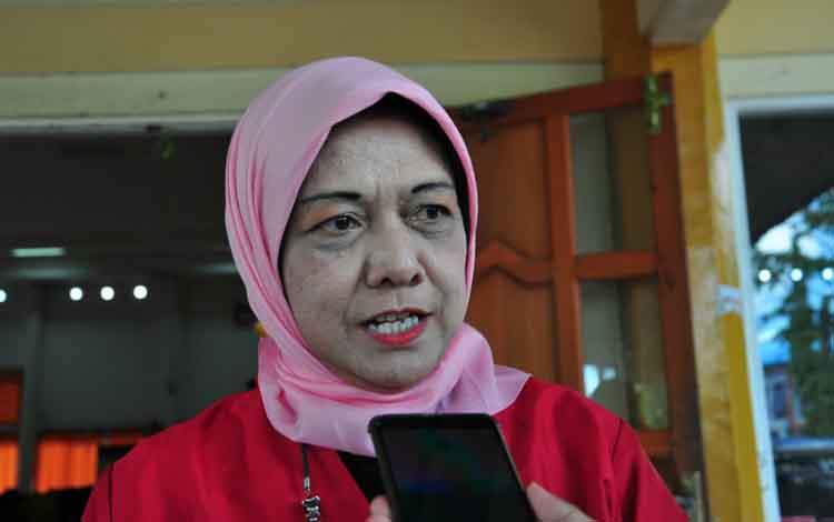Kepala Balai POM Palangka Raya, Trikoranti Mustikawati