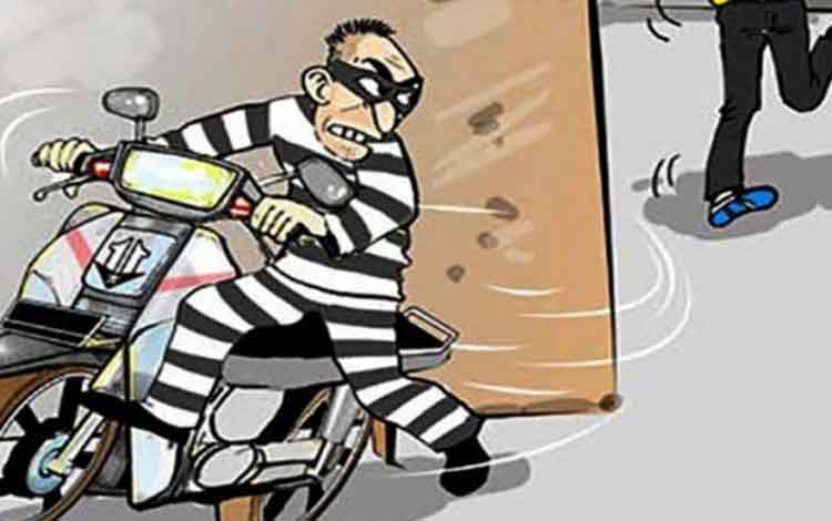 Ilustrasi pencurian. (foto : google)