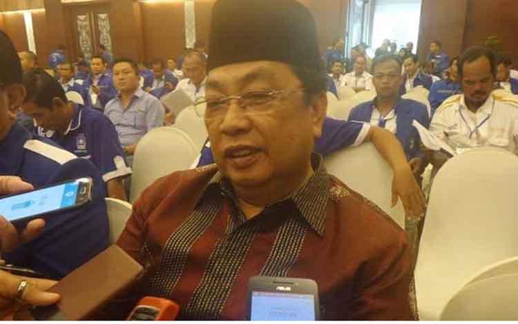 Ketua DPW PAN Provinsi Kalimantan Tengah Darwan Ali