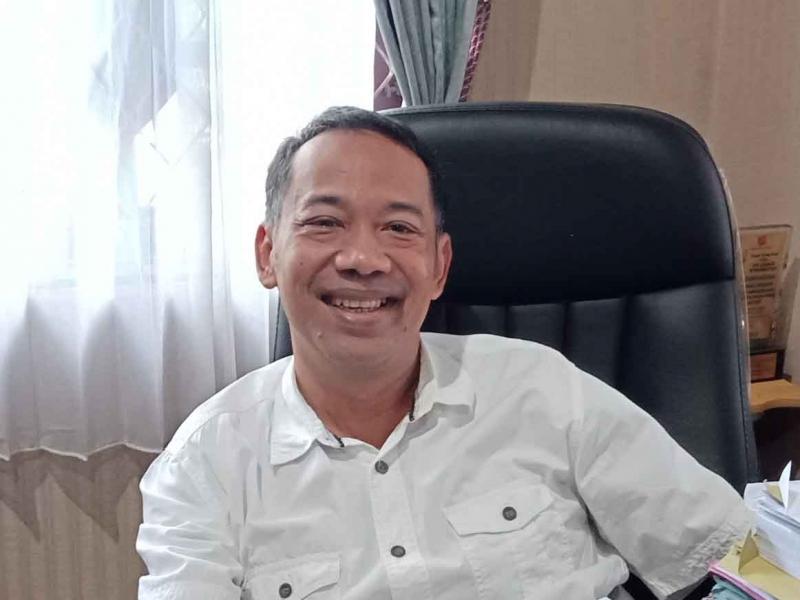 Ketua Komisi I DPRD Kotawaringin Timur, Handoyo J Wibowo.