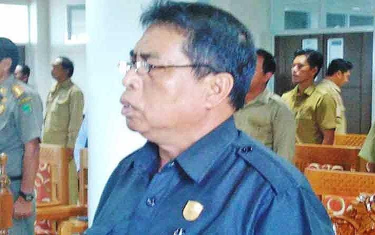 Anggota DPRD Pulang Pisau, Johansyah