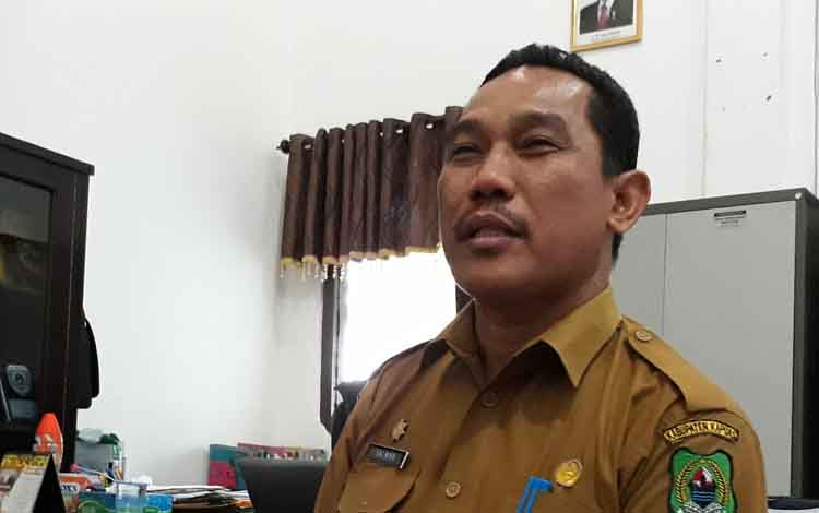 Sekretaris DPRD Kapuas, Salman